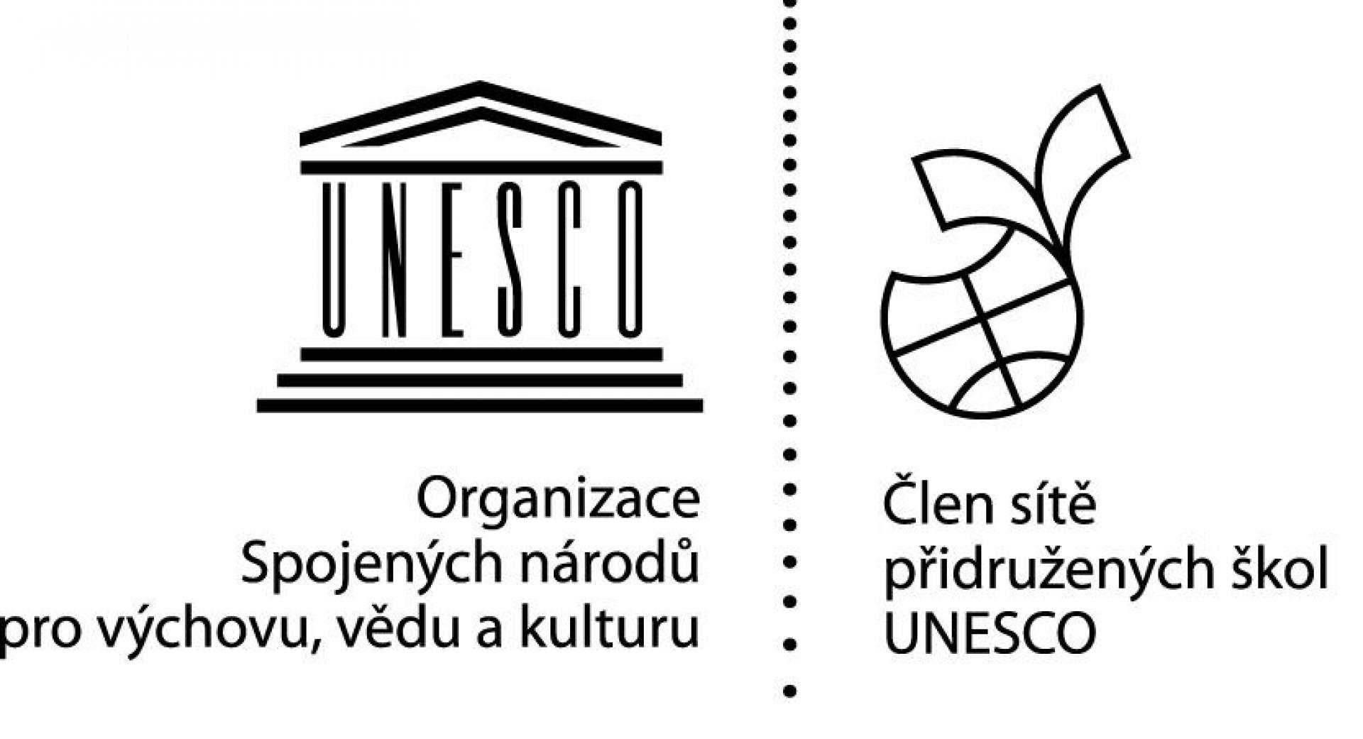 Člen sítě přidružených škol UNESCO